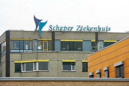 EMMEN-SCHEPER ZIEKENHUIS-EXTERIEUR
