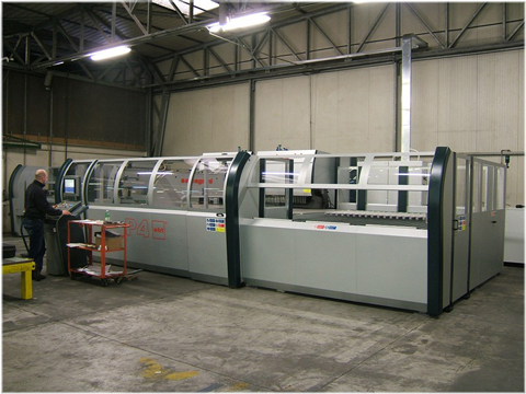 Produzione frigoriferi professionali